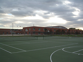Marshall Tennis Courts