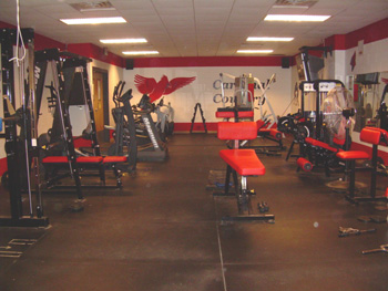 Marshall Weight Room